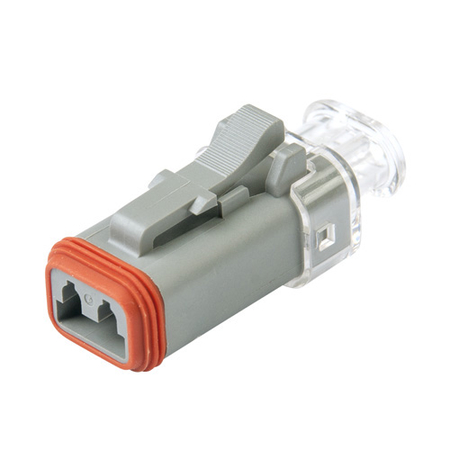 Duetsch Compatible AT Plugs with LED