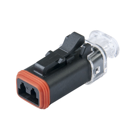 Deutsch Compatible AT Series Plugs with LED