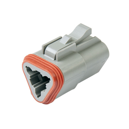 AT Series Harsh Environment Plugs