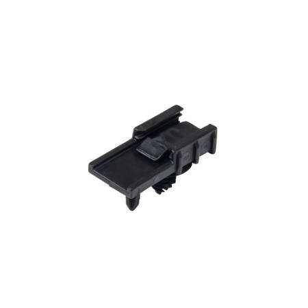 Black Mounting Clip