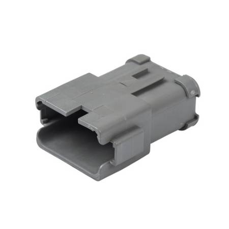 3-Pin Bussed Receptacle