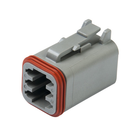 Deutsch 6-Way Plug