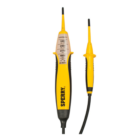 Heavy-Duty Voltage-Continuity Tester