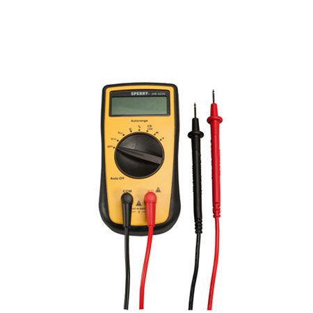 7 Function Autorange Digital Multimeter