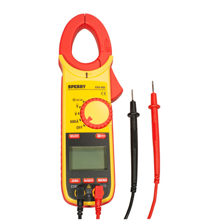 7 Function Digital Snap-Around Clamp Meter