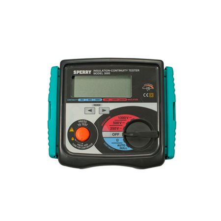 Digital Insulation Continuity Tester