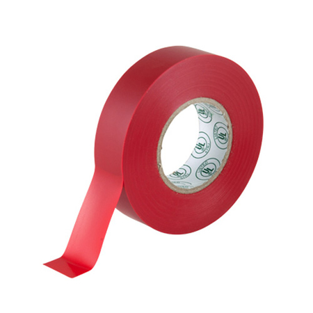 Colored Electrical Tape - Red