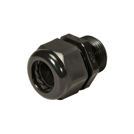 Power Cord Strain Relief Connector - STD NPT Thread