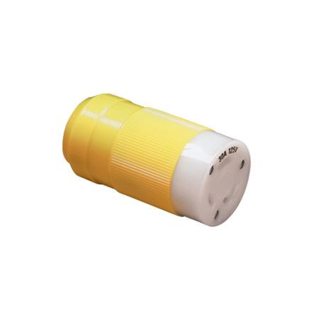30 Amp/125 Volt Connector