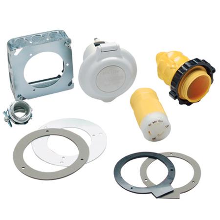 30 Amp Power Cord Conversion Kit