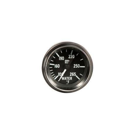 100-265°F Heavy-Duty Water Temperature Gauge