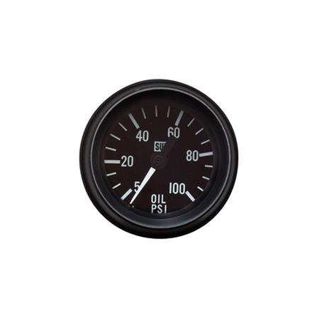 5-100psi Heavy-Duty Oil Pressure Gauge