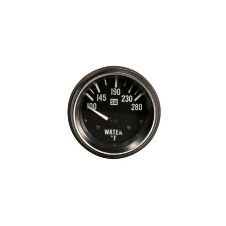 100-280°F Heavy-Duty Water Temperature Gauge