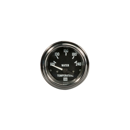 100-240°F Stewart Warner Water Temp Gauge