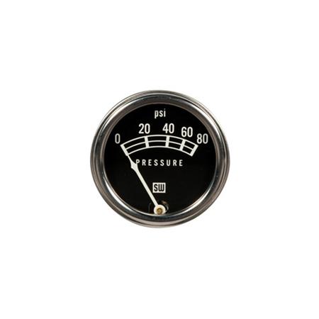 5-80psi Standard Series Oil Pressure Gauge