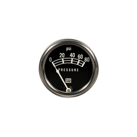 5-80psi Standard Series Oil Pressure Gauge