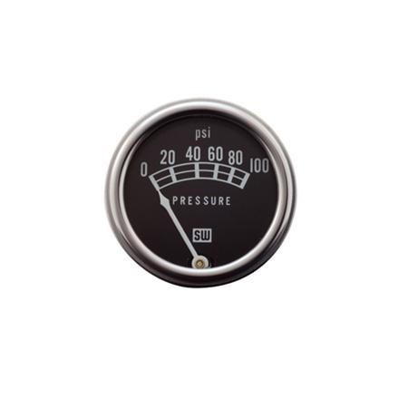 5-100psi Standard Series Oil Pressure Gauge