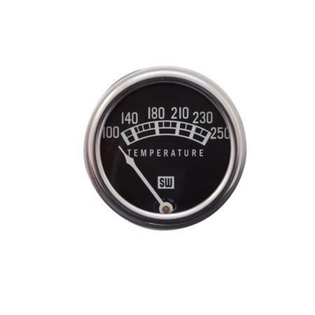 100-250°F Standard Water Temperature Gauge