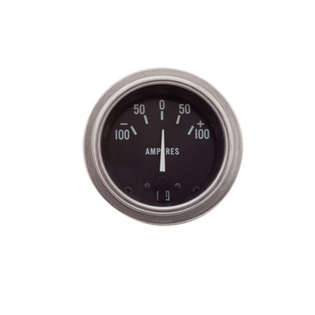 100-0-100 Deluxe Series Ammeter