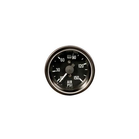 Heavy-Duty Dual Air Pressure Gauge