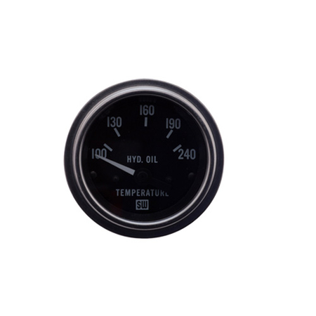 100-240°F Hydraulic Oil Temperature Gauge