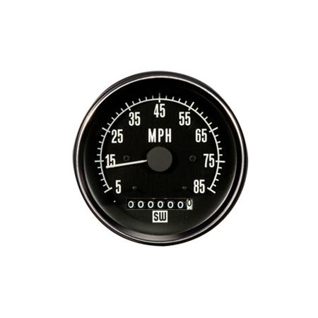 5-85 MPH Heavy-Duty Series Speedometer