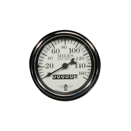 White Wings Series Speedometer