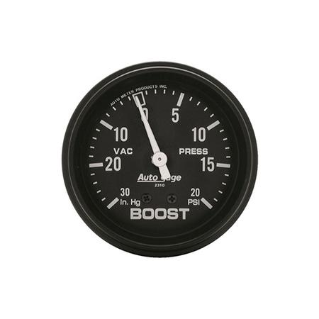 Auto Meter Auto Gage Boost/Vacuum Gauge