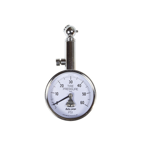 Auto Meter Auto Gage Tire Pressure Gauge