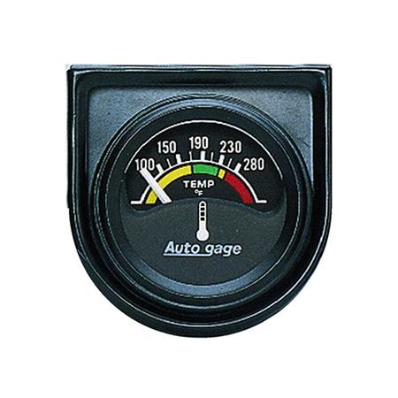 Auto Meter Auto Gage Water Temp Gauges