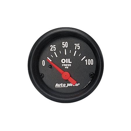 Auto Meter Z-Series Oil Pressure Gauges