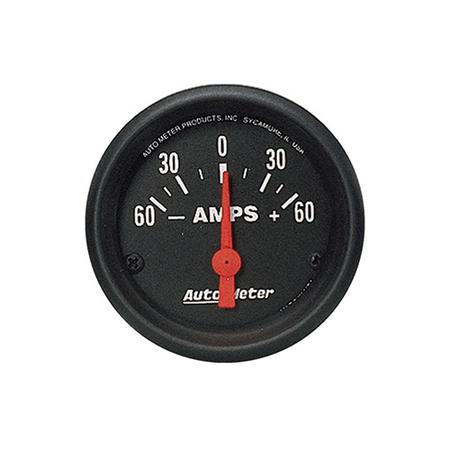 Auto Meter Z-Series Ammeter