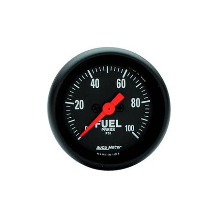AutoMeter Fuel Pressure Gauge