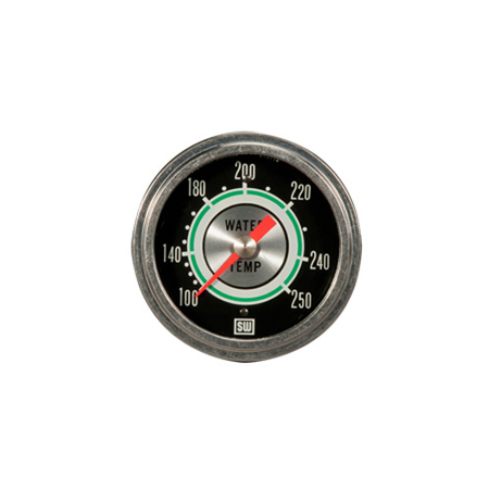 100-250°F Stewart Warner Water Temp Gauge