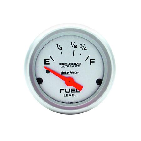 Auto Meter Ultra-Lite Fuel Level Gauge