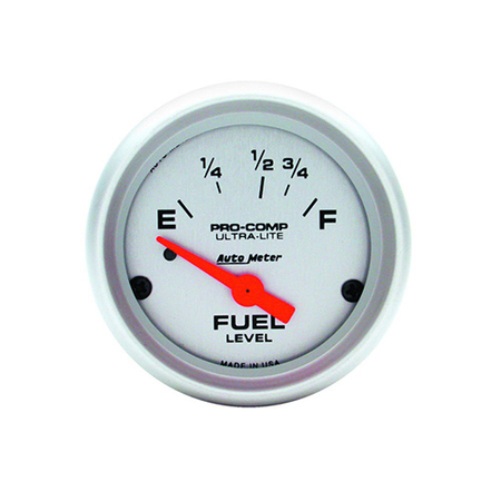 AutoMeter Ultra-Lite Fuel Level Gauge