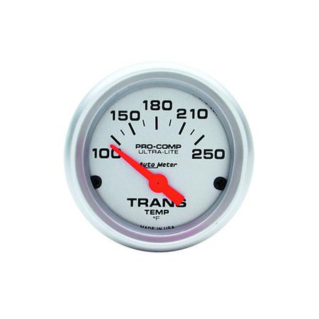 AutoMeter Ultra-Lite Trans Temp Gauge