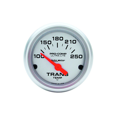 AutoMeter Ultra-Lite Trans Temp Gauge
