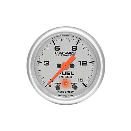 AutoMeter Ultra-Lite Fuel Pressure Gauge