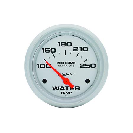 Auto Meter Ultra-Lite Water Temp Gauge