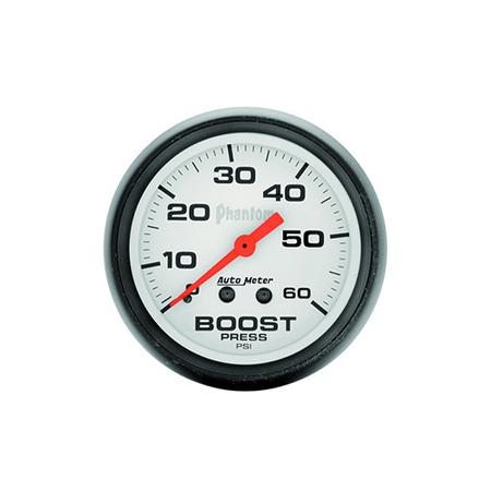 Auto Meter Phantom Boost Gauge