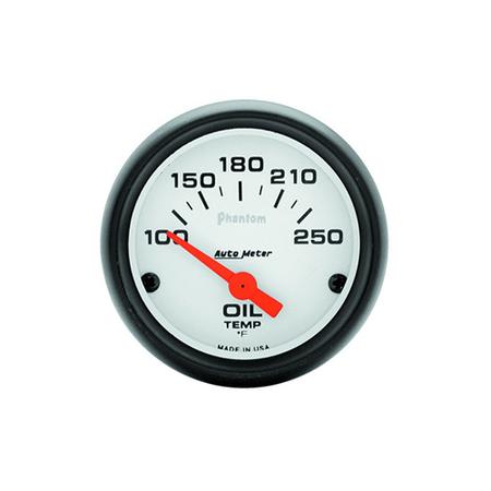 AutoMeter Oil Temp Gauge