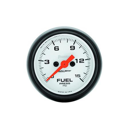 AutoMeter Phantom Fuel Gauge