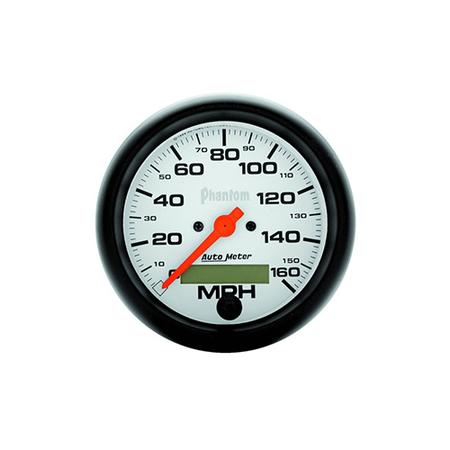 AutoMeter Phantom Speedometer