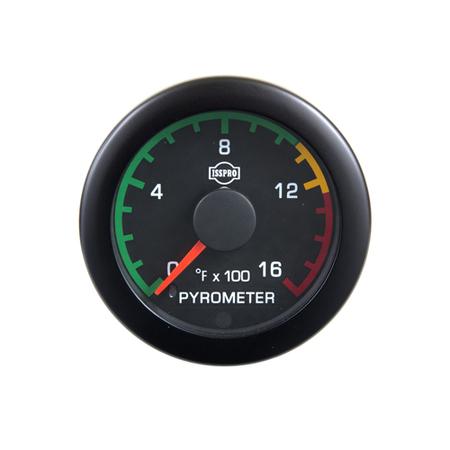 ISSPRO EV2 Pyrometer Gauges