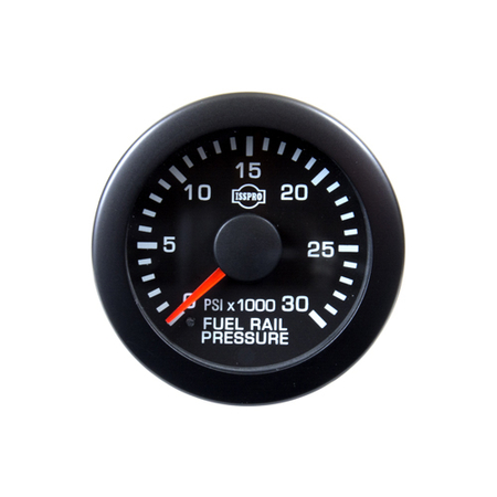 ISSPRO EV2 Fuel Rail Pressure Gauge