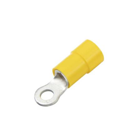 Vinyl-Insulated Funnel Entry Ring Terminals