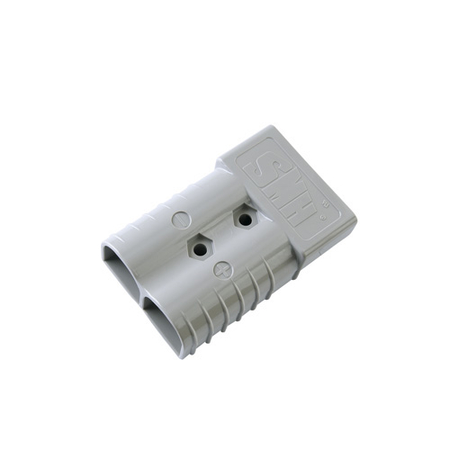 Dual Power Cable Connector Housings