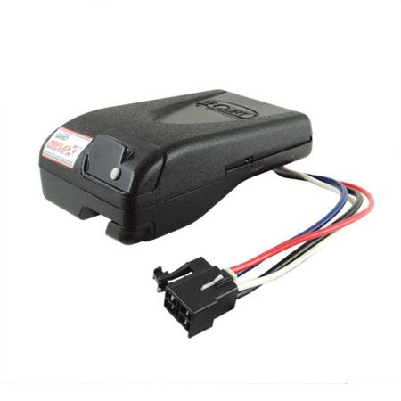 Dual Axis Accelerometer Electric Brake Controller