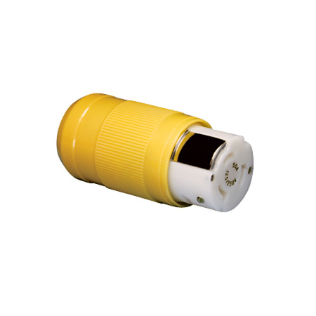 50 Amp/125 Volt Connector